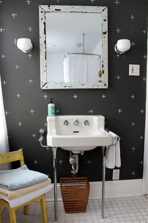 chalkboard paint bathroom where to use chalkboard paint abode