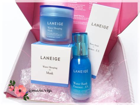 Harga Laneige Di Counter august 2016 maiariza