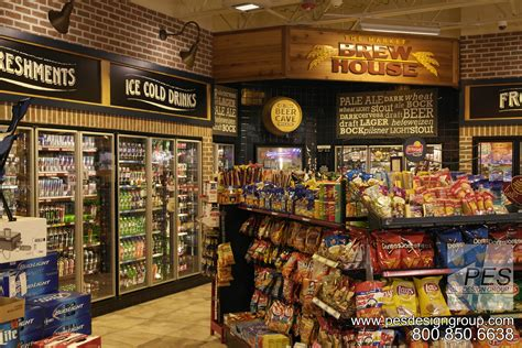 interior design c convenience c store and food service consulting and