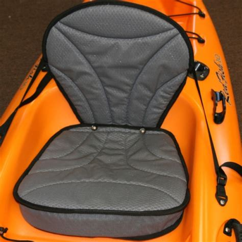 most comfortable kayak seat native versa board wedge seat the kayak fishing store