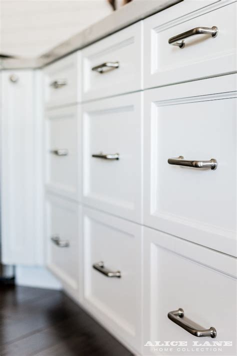 Kitchen Cabinet Drawer Guides by White Kitchen With Navy Blue Island Reno Ideas Home