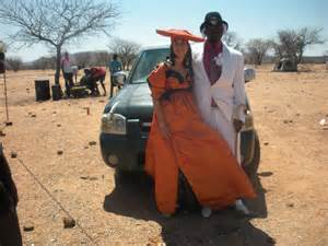 herero wedding the wide world comforts her