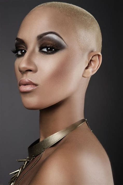 bald head round face black woman 20 best images about bald on pinterest ll cool j cinema