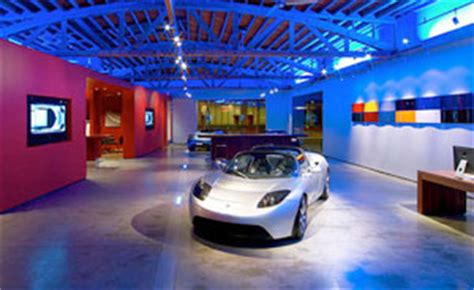 Tesla Showroom San Jose Tesla Finds The Way To San Jose Site Selection
