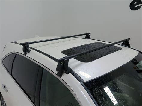 yakima roof rack for acura mdx 2014 etrailer