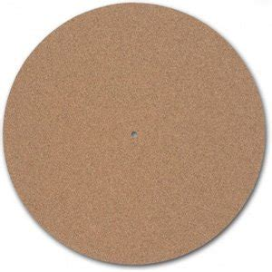 10 Inch Turntable Mat - 1 new turntable toys tc 1 cork audiophile turntable mat