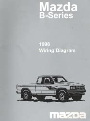 auto repair manual online 1998 mazda b series plus on board diagnostic system 1998 mazda b series wiring diagram
