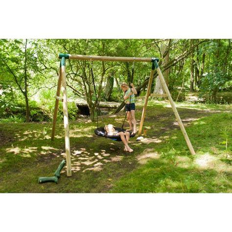 plum monkey swing plum 174 spider monkey 174 ii wooden garden swing set