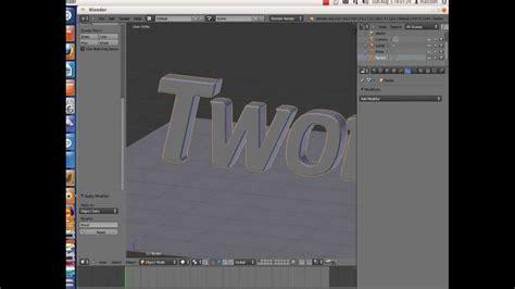 blender logo tutorial youtube blender tutorial for beginners making a 3d logo youtube