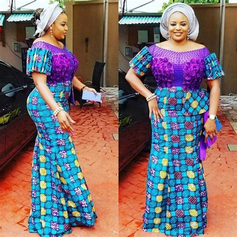 modernistic and latest ankara dresses in nigeria for 2017 2018