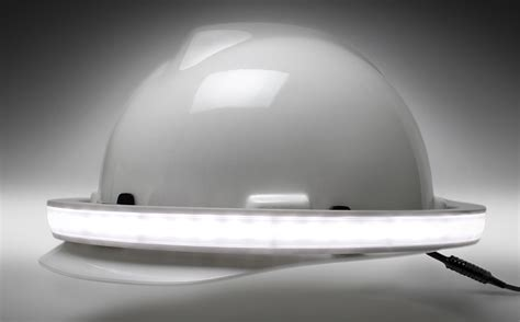 halo hat light the halo light personal active safety system