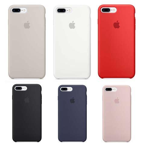 Iphone 7 Plus Silicone Original Black capa iphone 7 plus c embalagem diversas cores r 48 90 em mercado livre