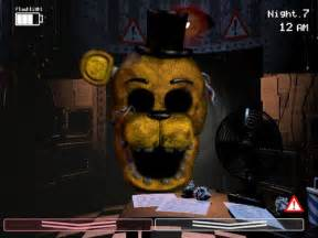 Five nights at freddy s fan theories what is golden freddy