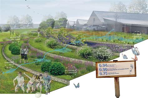 Landscape Architecture Tamu Designs For Water District Focus On Conservation Archone