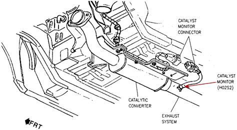 heated oxygen sensor wiring diagram for 2001 chevrolet