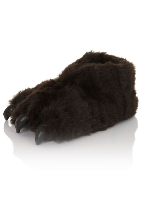 comfy animal slippers bruno galli adults soft 3d animal slippers mens slip on