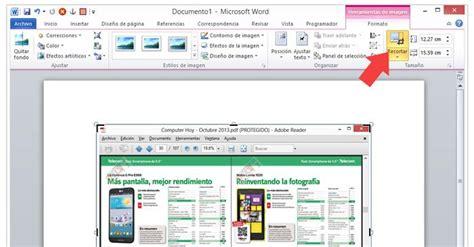 imagenes pdf a word trucos para extraer el texto y las im 225 genes de un pdf