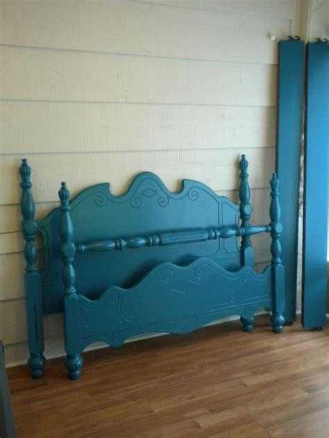 turquoise bed frame 17 best images about headboards on pinterest old door