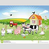 Cartoon Farm Scene | 1300 x 1009 jpeg 176kB