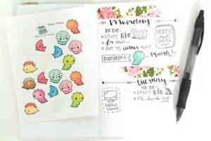 bullet journal doodle planner
