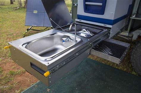 dirks diy cer trailer simple and effective kitchen cing trailer diy pinterest nice 17 best images about rooftop tent trailers on pinterest