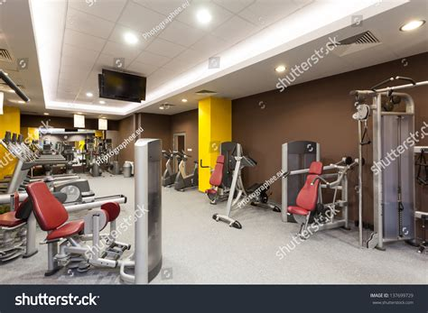 Mba Fitness Center Hours by Contemporary Interior With A Special Equipment Stock