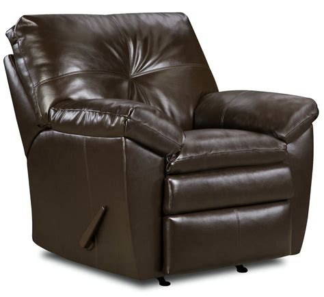 6559 sebring coffee leather sofa seat set simmons