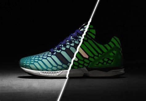 Adidas Xz Flux Glow In The adidas zx flux glow in the wallbank lfc co uk