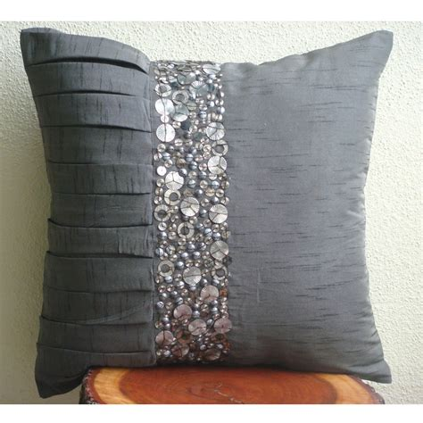 designer pillows for sofa designer grey throw pillows cover for 16x16