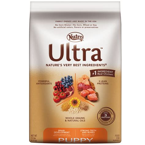 Nutro Ultra Puppy Food 15 Lb