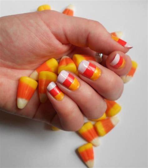 Corn Nail Design