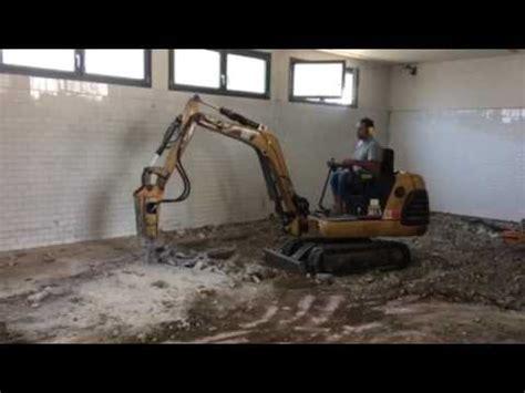 demolizione pavimento demolizione pavimentazione