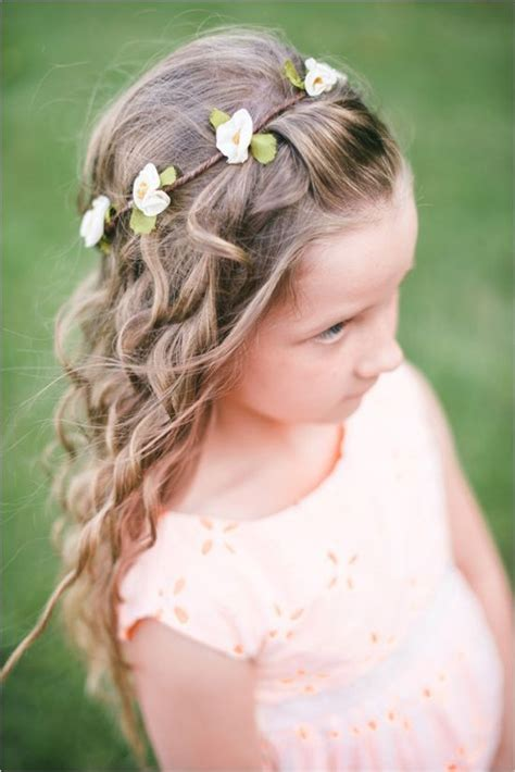 cute twa hairstyles wedding with crown 38 super cute little girl hairstyles for wedding girl