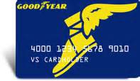 Tire Credit Card Choice Register Goodyear Credit Card Account 1 Click