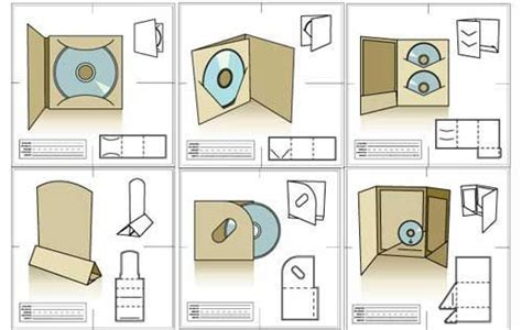 Blank Cd Packaging Template In Vector Format Printable And Templates Ideas Pinterest Free Cd Packaging Templates