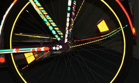 Reflektierende Aufkleber Fahrrad by Sicherheit F 252 R Jedermann Mit Reflektor Sticker