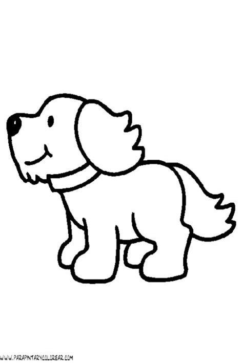 imagenes faciles para dibujar de animales imagenes de perros para colorear y dibujar