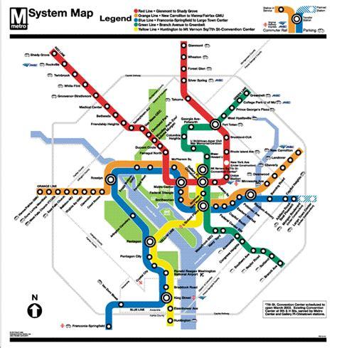 metro washington dc map lines exploring humanitarian summer institute 2012