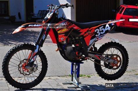 Ktm 250 Sxf Plastics 2008 Ktm Sxf 250