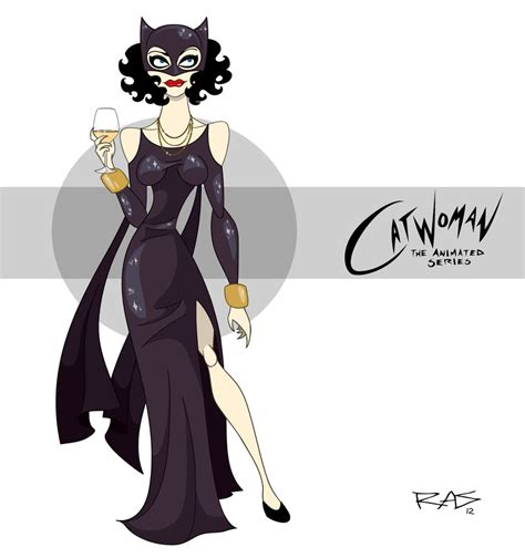 Dress Cat Tas by The Animated Series Masquerade By