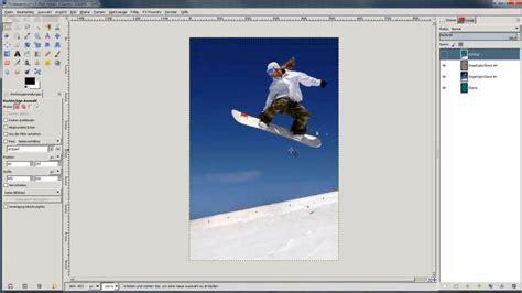 tutorial gimp en français 173 gimp tutorial out of bounds effekt deutsch on vimeo