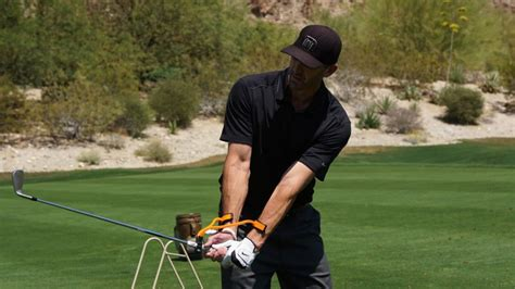 make your own swing plane trainer socal golf industry innovations technology in our own