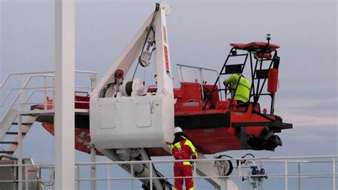 types of rescue boats a type offshore rescue boat davit macgregor