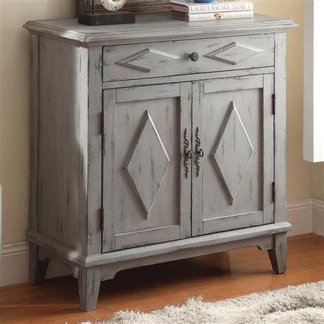 accent cabinets coaster accent cabinets distressed blue accent cabinet