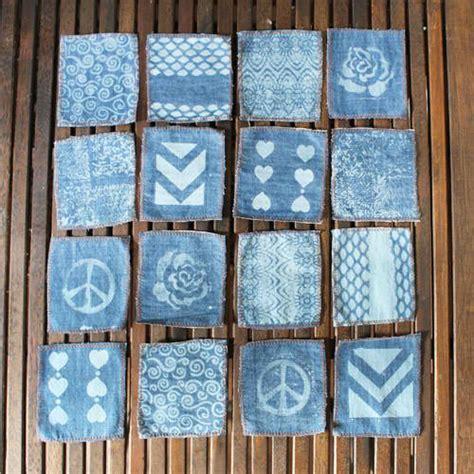 Drop Cloth Rug 20 Upcycled Blue Denim Jeans Ideas