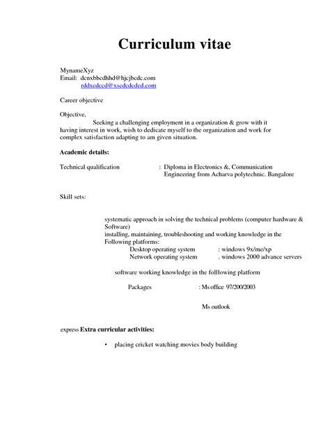 Resume Sle For Fresher Doctor Office Resume Sales Doctor Lewesmr