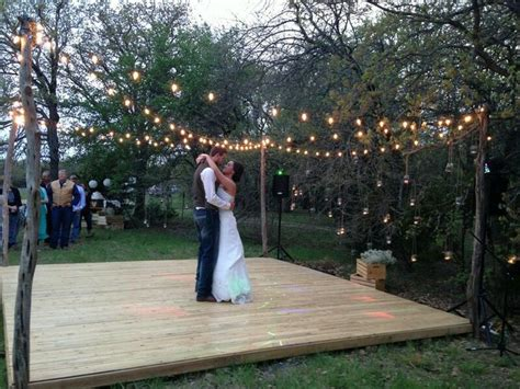 backyard wedding dance floor 25 best ideas about dance floors on pinterest backyard