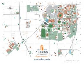 auburn map auburn alabama mappery