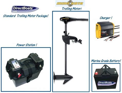boat battery box with charger trolling motor battery charger and seasense battery box