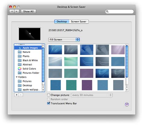 how to change desktop background on mac change desktop background apple mac